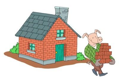 10-the-three-little-pigs-house-of-bricks