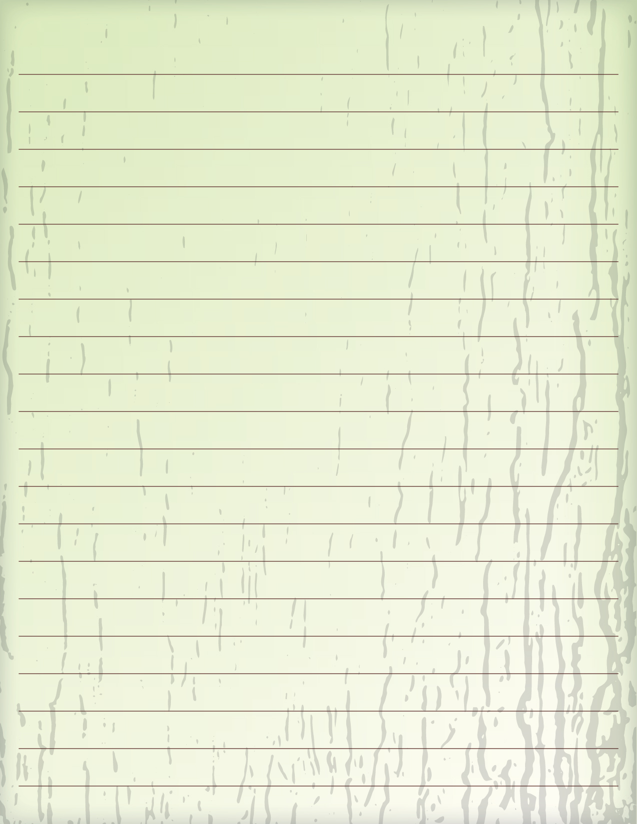 Printable Handwriting Paper Templates With Lines
