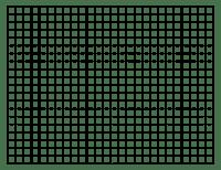 Grid Paper Black-200