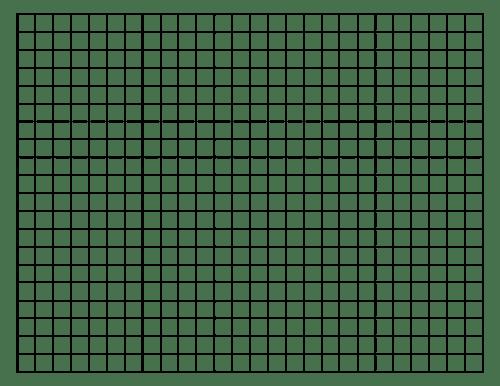 centimeter grid paper