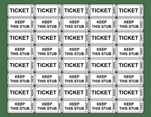 raffle ticket maker free
