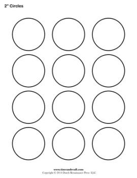 circle template printables tim s printables