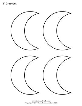 Crescent Sheet