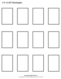 Template: shape templates printable the best worksheets image.