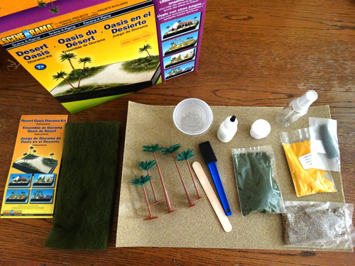 Dinosaur Diorama Project for Kids