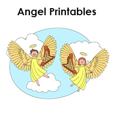 Angel Printables