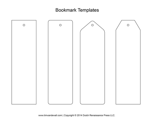 bookmarks templates for publisher pictures. about bookmark ...