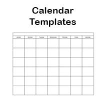 printable template