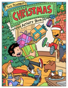 Christmas Activity eBook