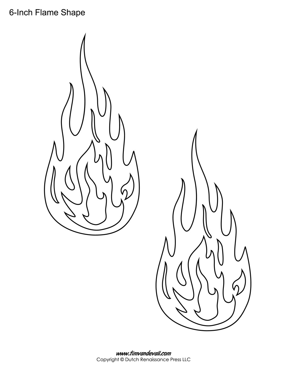 picture regarding Flame Stencil Printable referred to as Flame Templates. inferno stencil straightforward selection. stencil