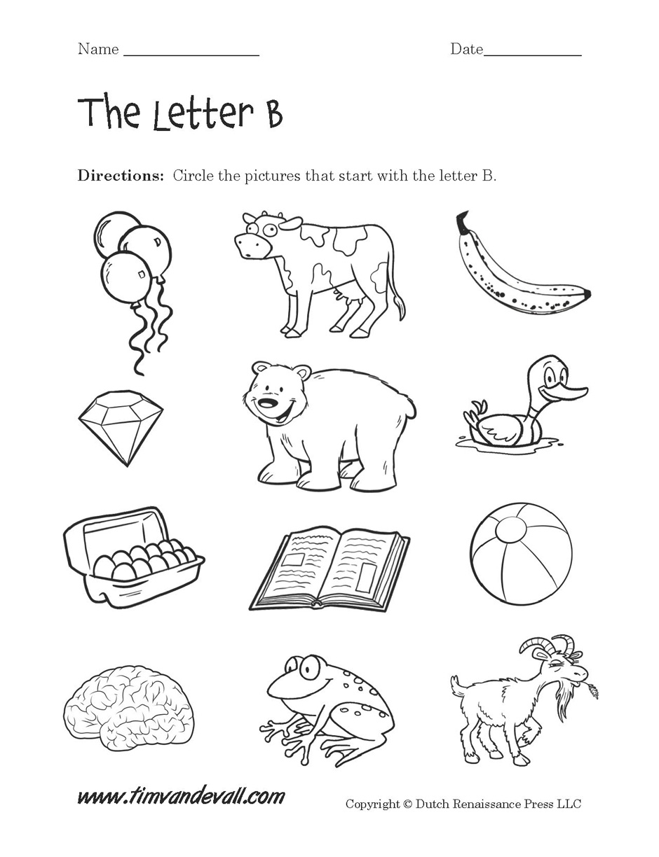 Image Result For Color Words Worksheet Kindergarten