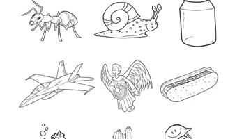Letter F Worksheets | Preschool Alphabet Printables