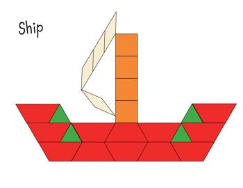 pattern block templates
