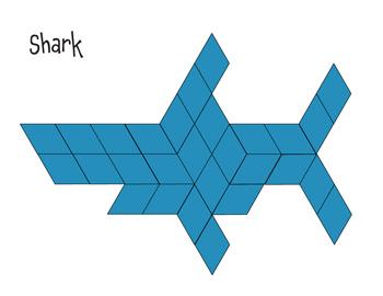 printable pattern block templates