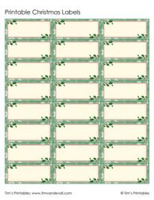 Printable-Christmas-Labels-Green-350