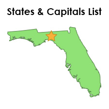 states and capitals list