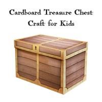 treasure chest craft