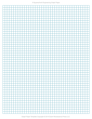 blank engineering paper