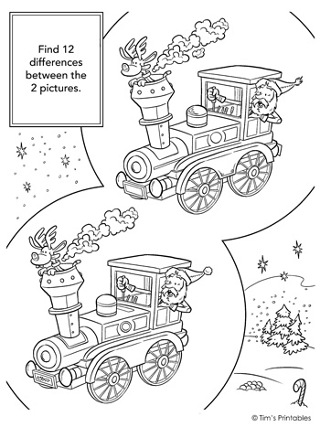 christmas-spot-the-difference-black-and-white