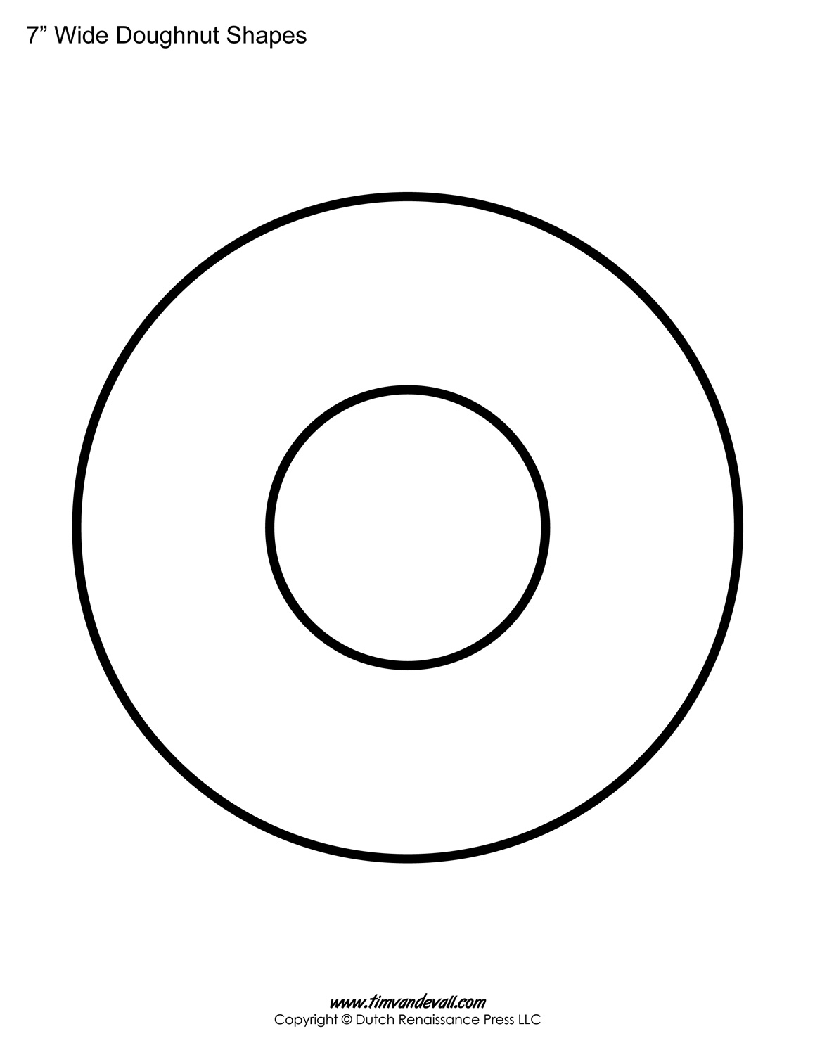 Awesome Design A Donut Worksheet Pin On Letter D
