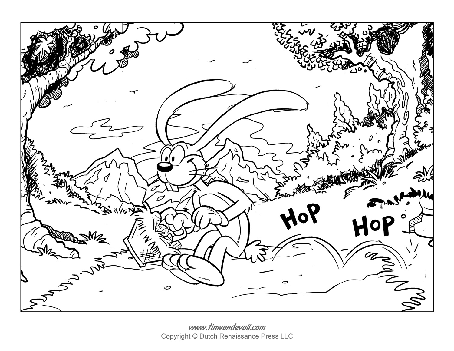 Beautiful Easter Dot To Dot Coloring Pages