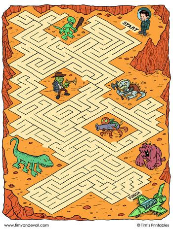 space-maze-isometric-2021