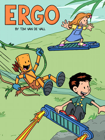 Ergo Comics Issue #1