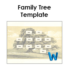 free family tree template printable make your own family tree