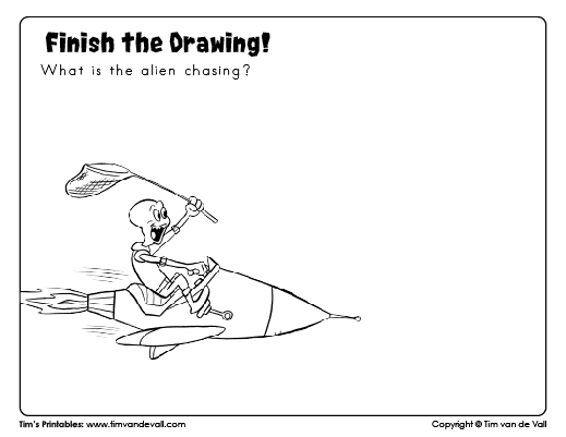 Image result for finish the drawing