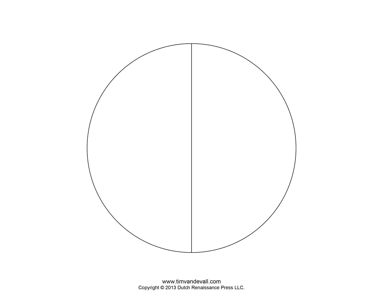 blank pie chart templates make a pie chart