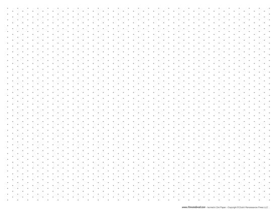 isometric dot paper pdf