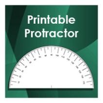 printable protractor