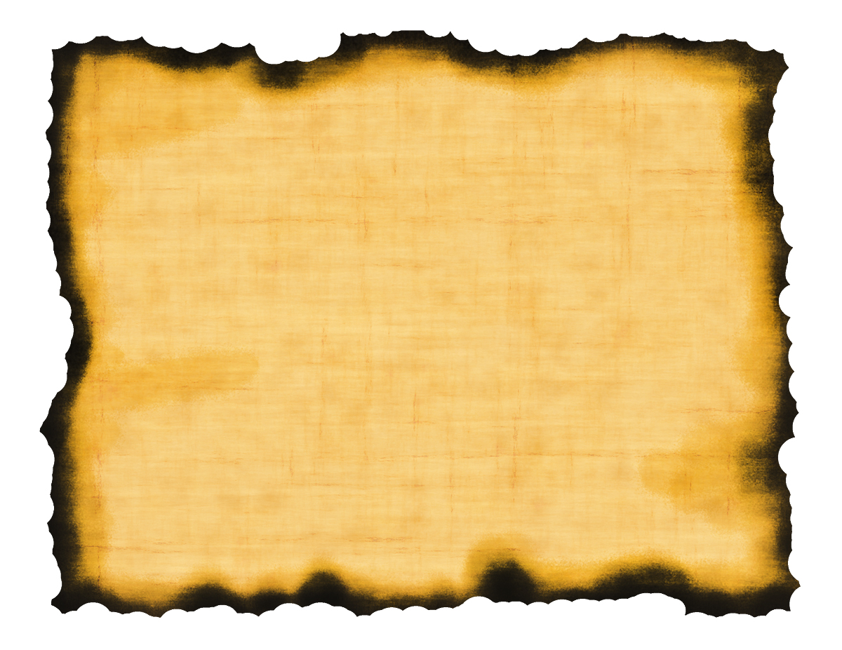 Blank Treasure Map 1