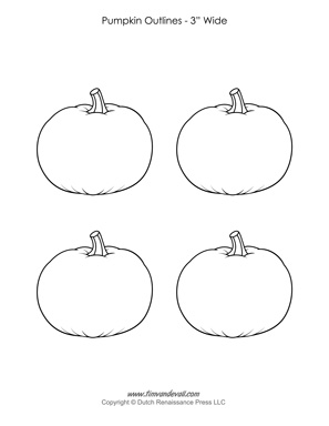 Pumpkin Outline Printable Pumpkin Clip Art Black And White Pdf