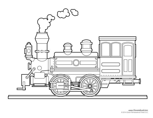 train template
