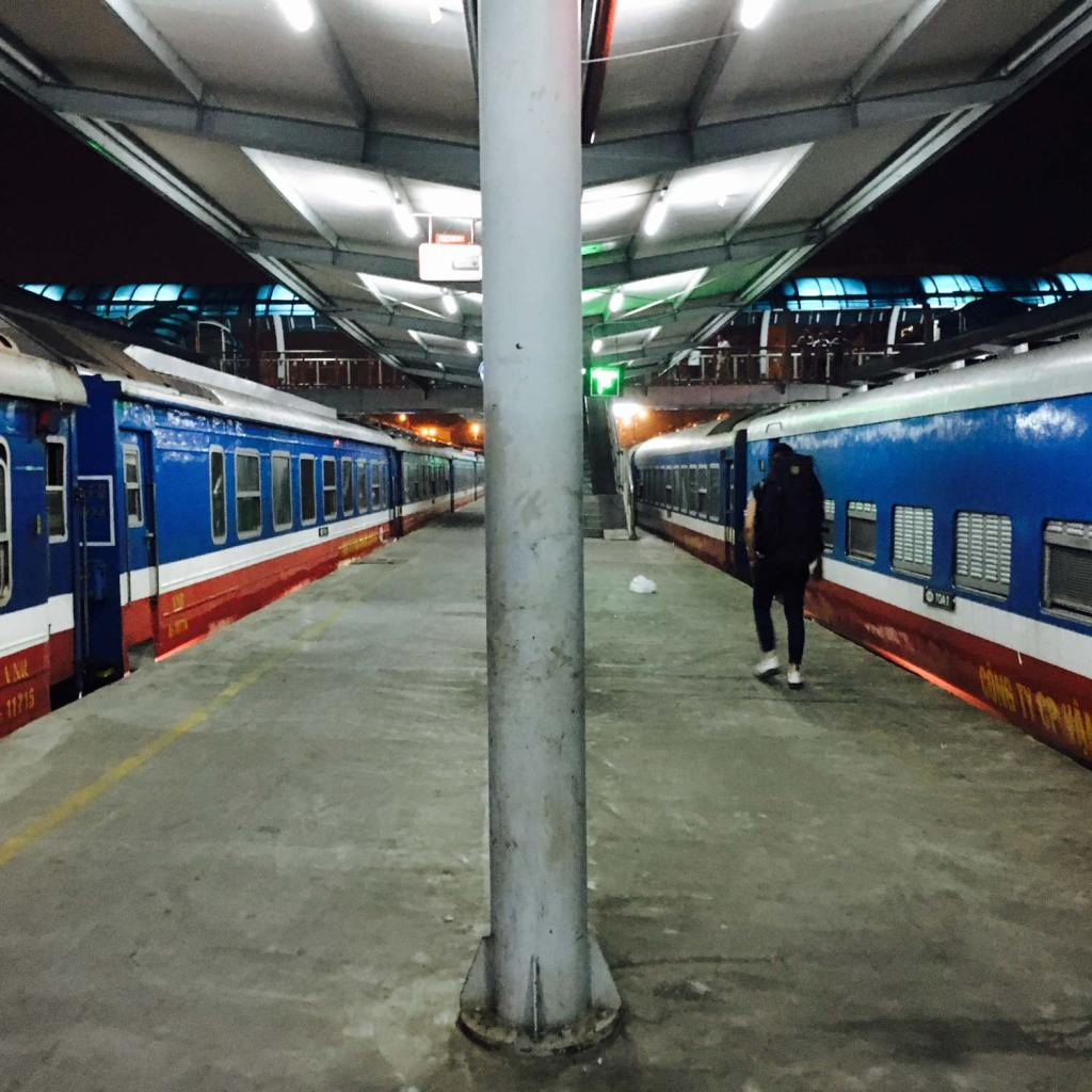 Treinstation Hanoi
