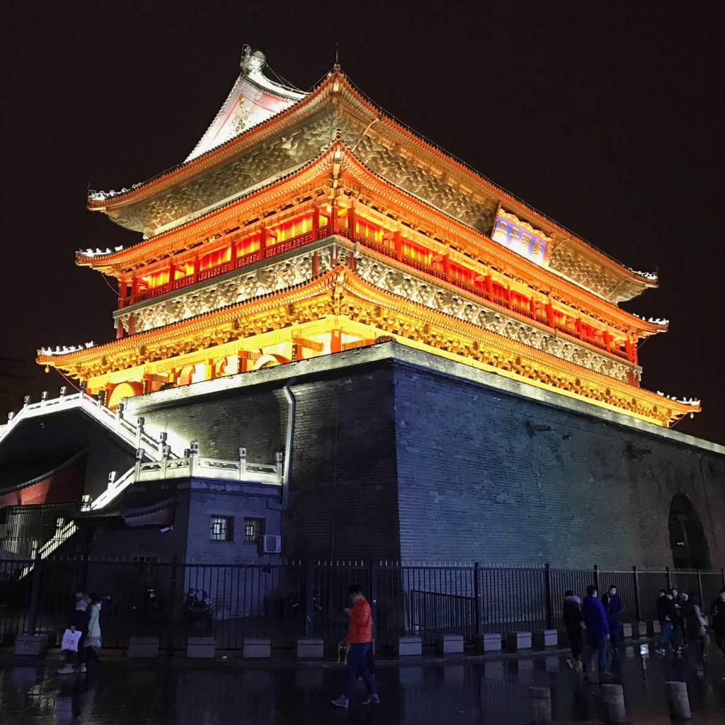 Xian-Drum-Tower