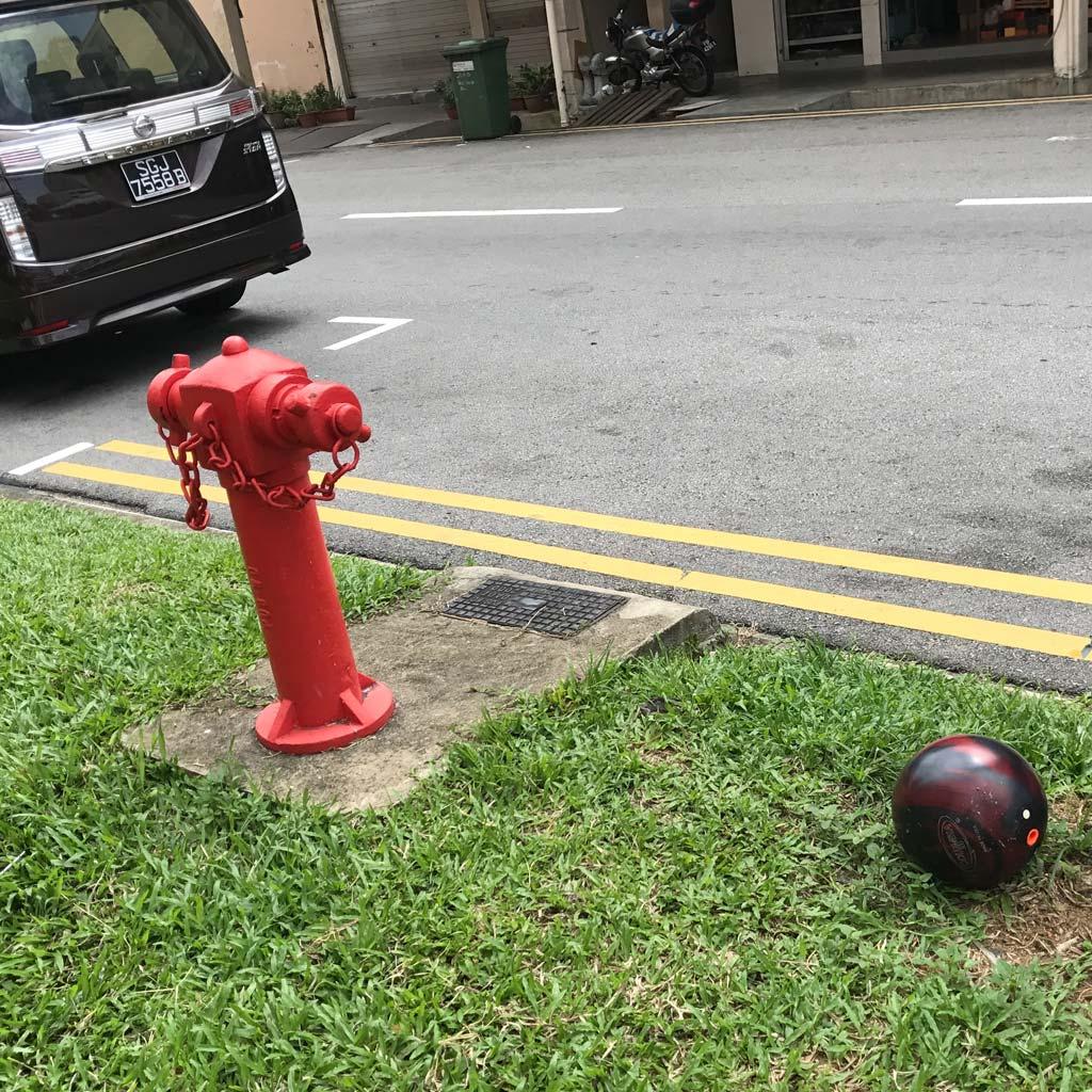 Singapore-Bowling-Ball-Lost