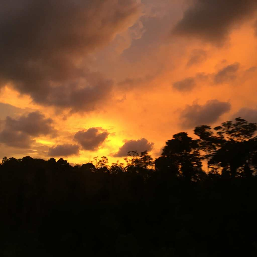 Brunei-Sunset