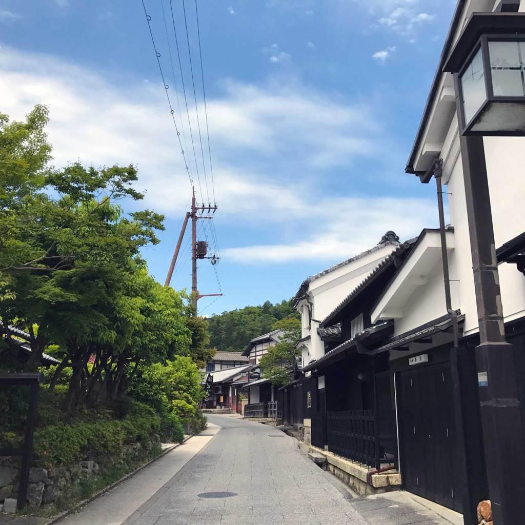 Japan Kyoto Autentiek Dorp 02