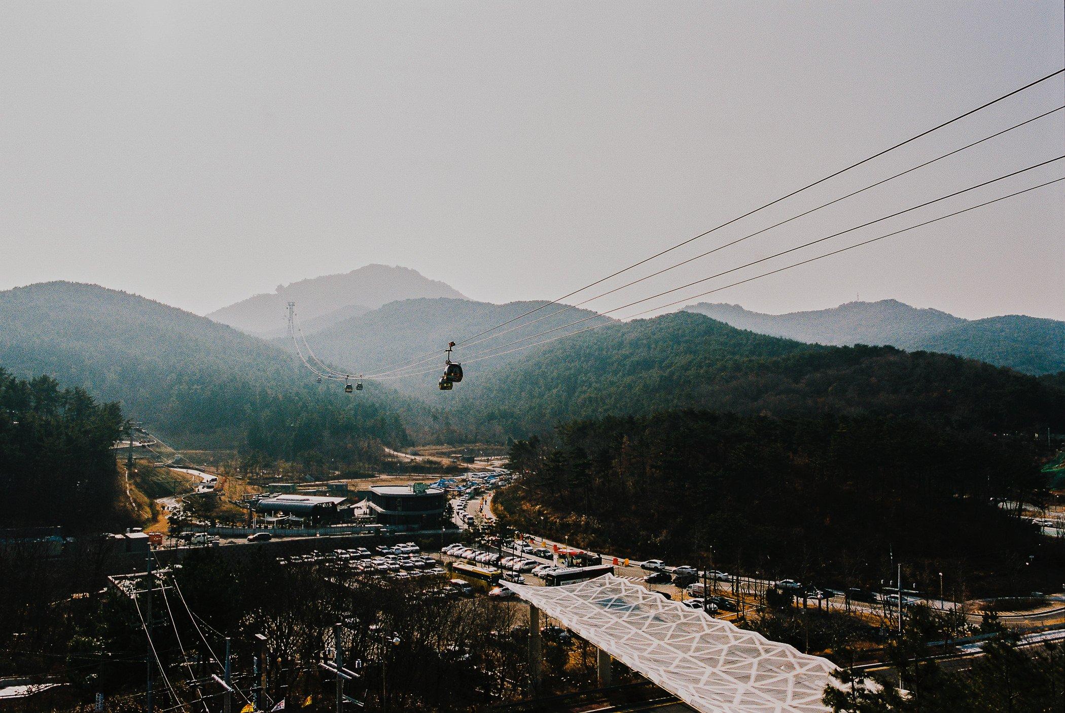 Mountain, Portra