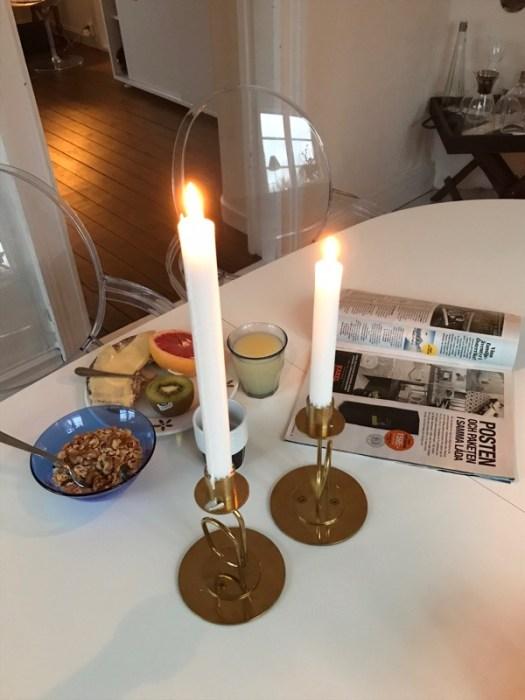 Frukost i Sverige