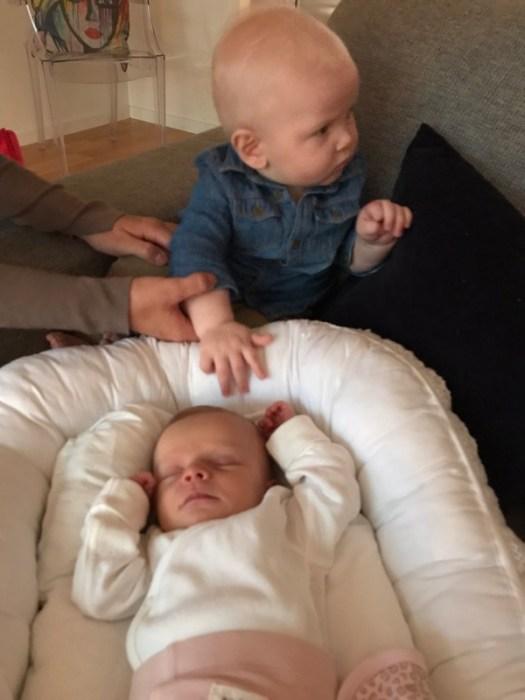 Babymys gånger 2