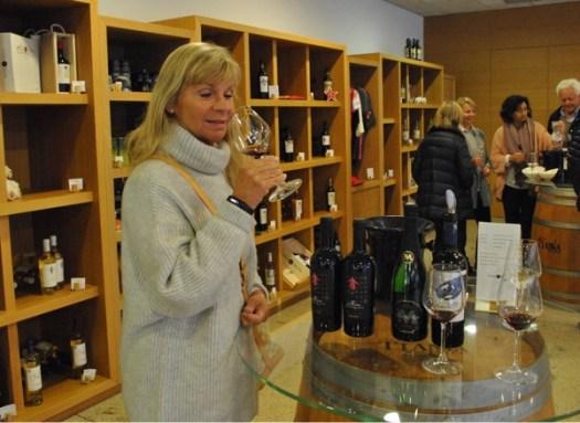 Mallorca vinbodega