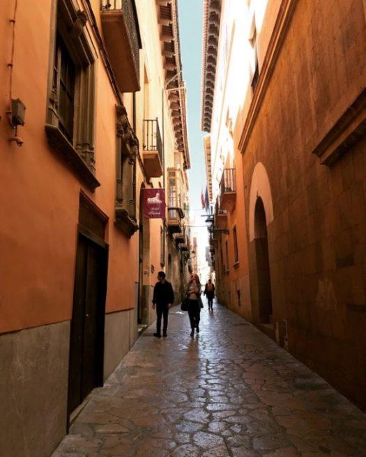 Palma och lite shopping