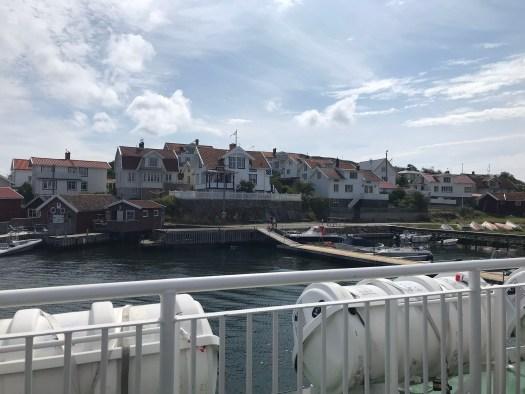 Augustisommar i Sverige