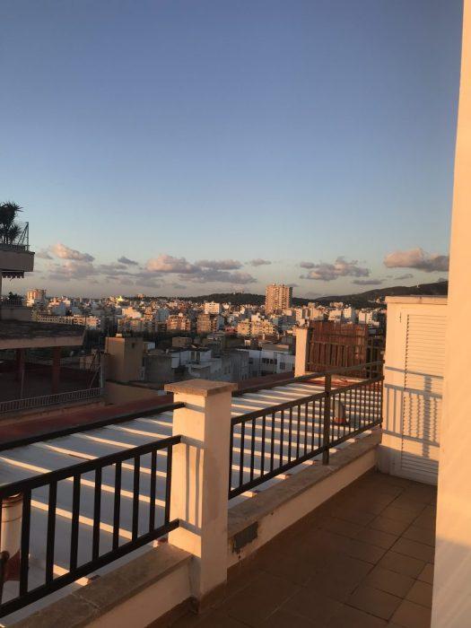 Palma de Mallorca i november