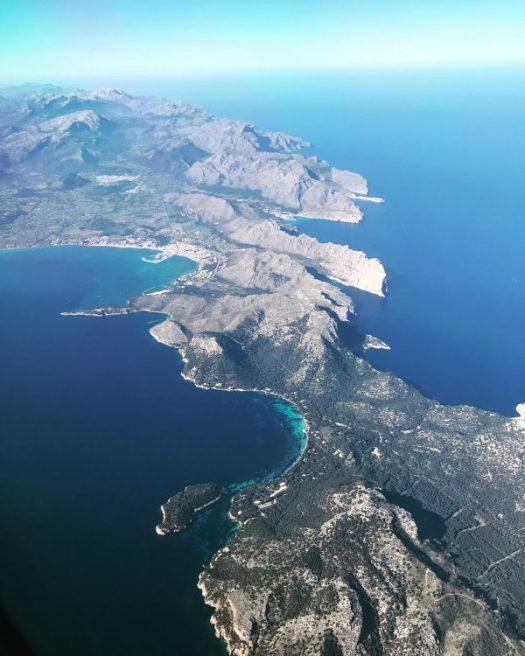Mallorca levererar i februari