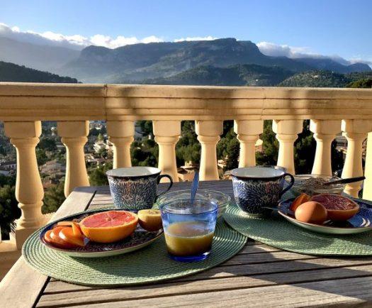 Mallorca frukost