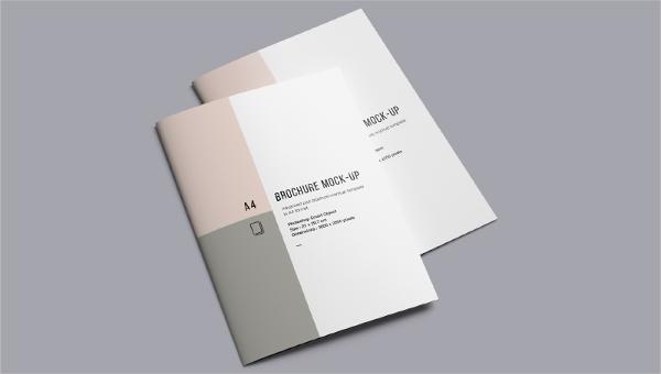 11 brochure mock up editable psd ai vector eps format download
